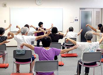 青森県介護老人保健施設「しもだ」
