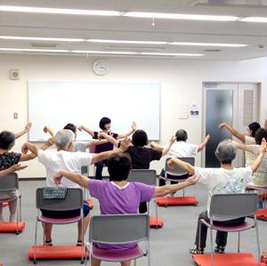 健サポ式 椅子de太極拳体操指導員認定講座